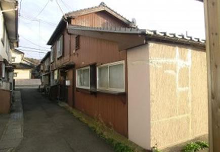 価格390万円 新潟県佐渡市相川新材木町 空き家バンク購入物件