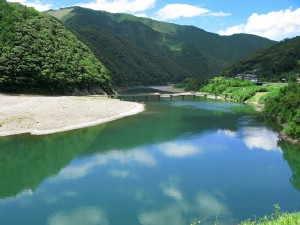 四万十川 - 高知県
