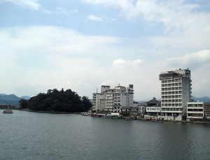 三隈川銭渕河畔 - 日田市