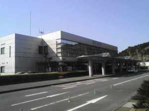 福江空港 - 五島市
