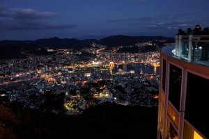 日本三大夜景の一つ - 長崎市