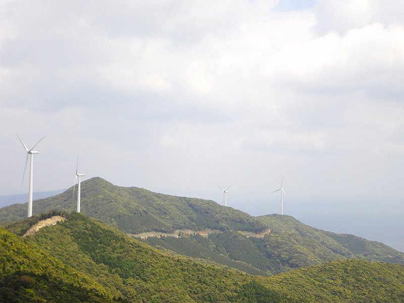 風力発電所 - 新上五島町