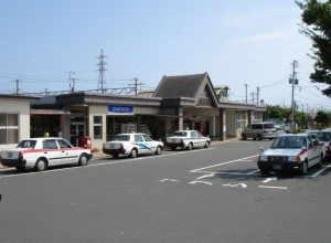 宇島駅 - 豊前市