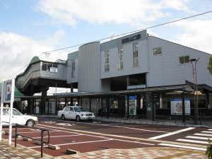 肥前山口駅 - 江北町