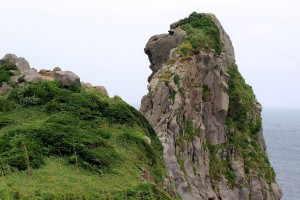 猿岩 - 壱岐市