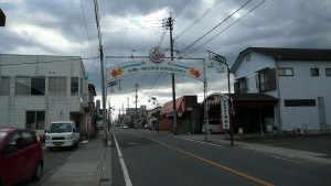 多良木町中心部 - 多良木町