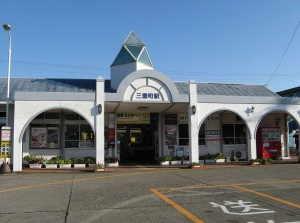三重町駅 - 豊後大野市