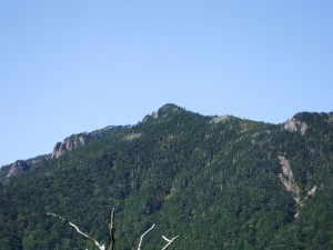 八剣山(八経ヶ岳) - 奈良県