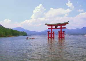 厳島神社 - 広島県