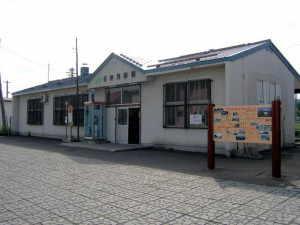 石狩月形駅 - 月形町