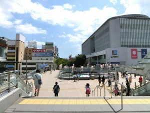 いわき駅前 - いわき市