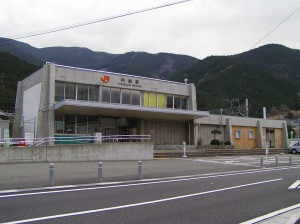内船駅 - 山梨県南部町