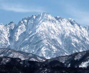 剱岳 - 上市町