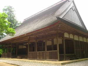 飯高寺 - 匝瑳市