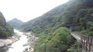 木津川 - 笠置町