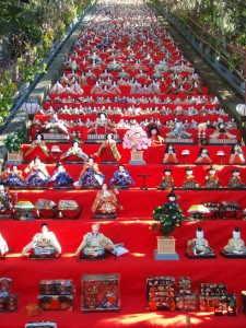 ビッグひな祭り - 勝浦市