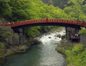神橋 - 日光市
