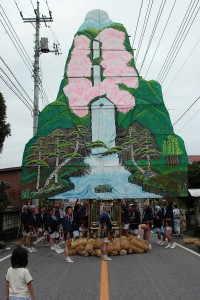 山あげ祭 - 那須烏山市