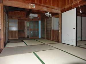 昔ながらの和室