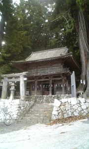 武田八幡宮 - 韮崎市