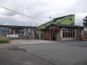 羽前長崎駅 - 中山町