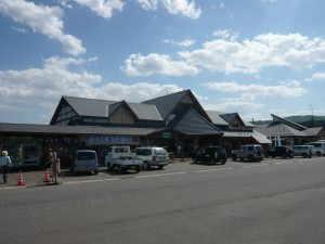 道の駅おりつめ - 九戸村