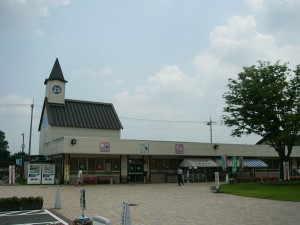 道の駅はが - 芳賀町