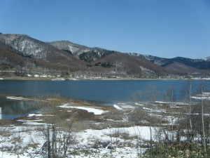 かなやま湖 - 上富良野町