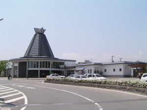 左沢駅 - 大江町