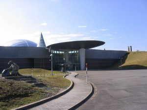 福井県立恐竜博物館 - 勝山市
