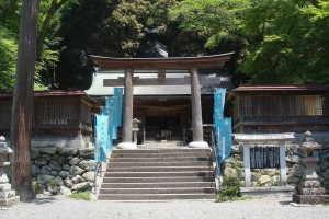 丹生川上神社下社 - 下市町