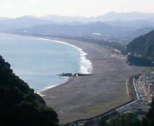 七里御浜 - 熊野市