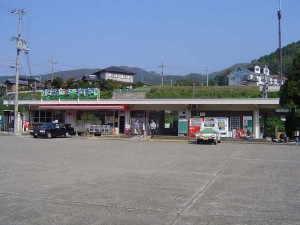 和知駅 - 京丹波町