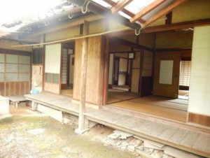 外観2 山口県萩市明木 空き家バンク物件