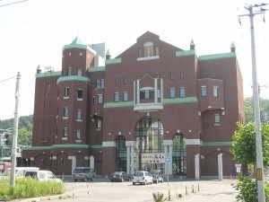 赤平駅 - 赤平市
