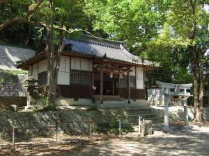 湯郷温泉湯神社 - 美作市