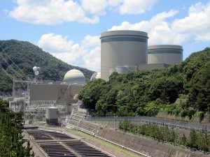 高浜原子力発電所 - 高浜町
