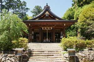 飛鳥坐神社 - 明日香村