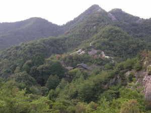 笠松山と古法華自然公園 - 加西市