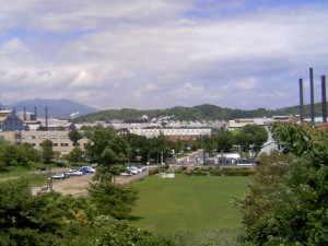 日本製鋼所室蘭製作所 - 室蘭市