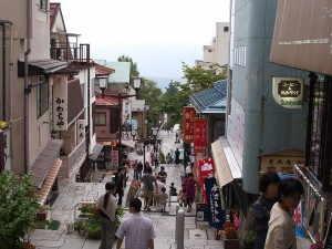 伊香保温泉・石段街 - 渋川市
