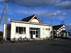 剣淵駅 - 剣淵町
