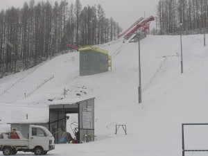 下川町スキー場