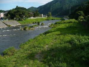 気仙川 - 住田町