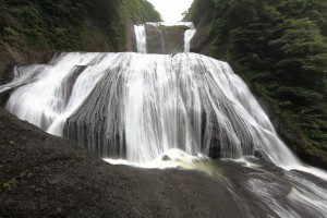 袋田の滝 - 茨城県久慈郡大子町