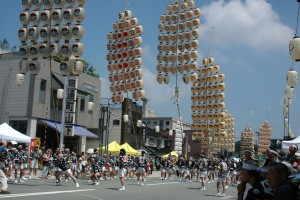秋田竿燈まつり - 秋田県