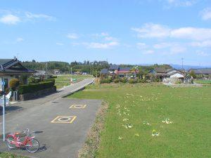川村駅前 - 相良村