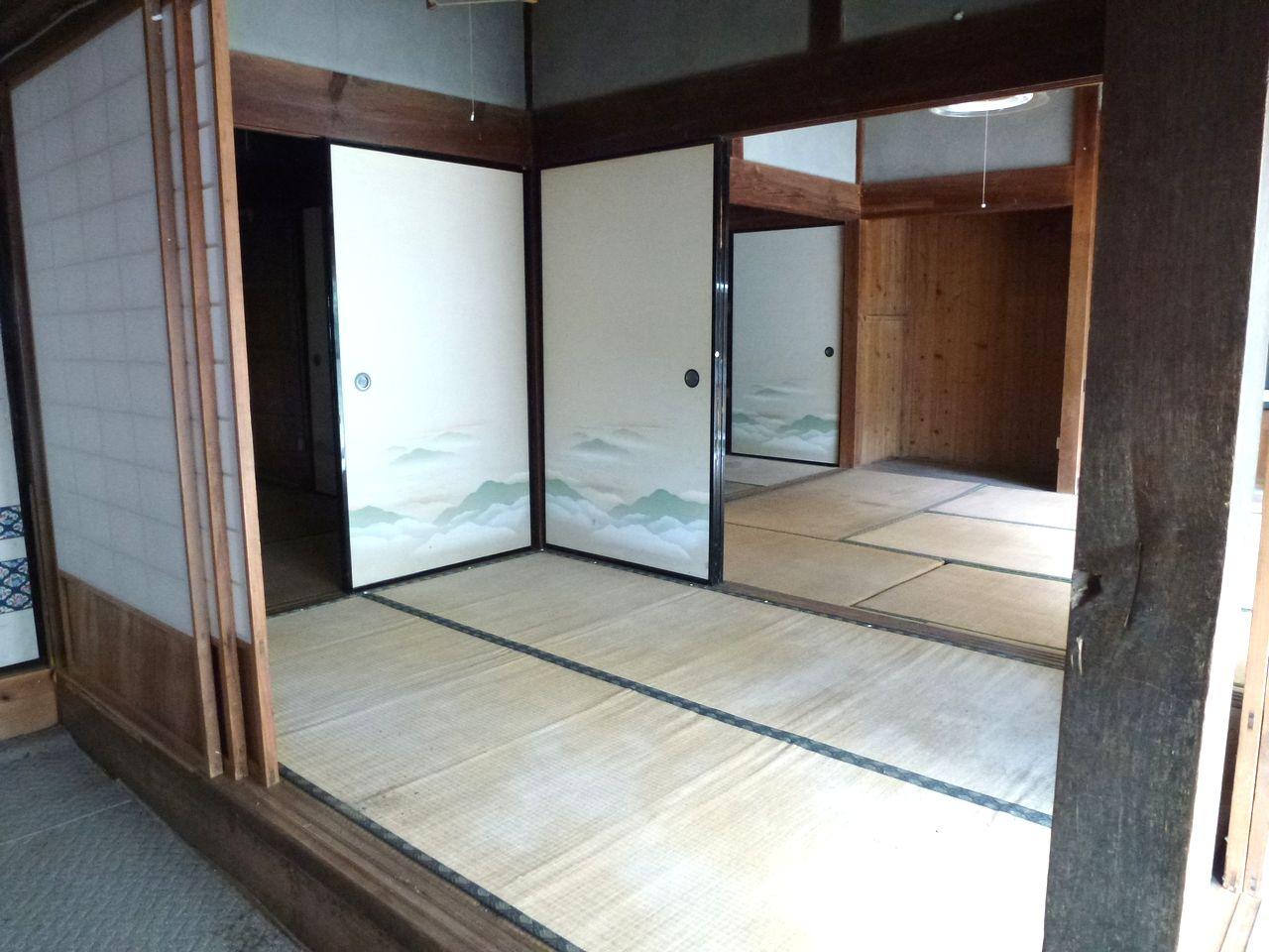 室内の様子 - 3畳和室