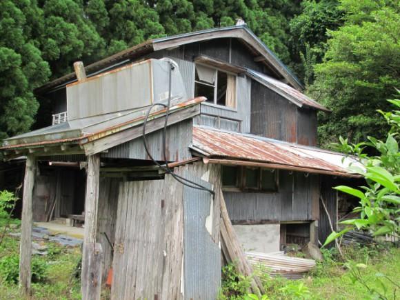 家賃2万円 徳島県美馬市木屋平字森遠 空き家バンク賃貸物件