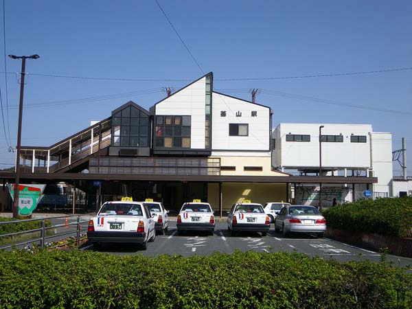 基山駅 - 基山町